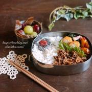 牛焼き肉弁当と、ガーリックポークケチャップ弁当【昨日と本日のお弁当】