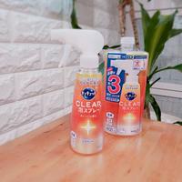 【モニター】キュキュットCLEAR泡スプレー&トマトポーク弁当レシピ