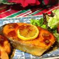 簡単なのに豪華!鮭のムニエル レモン醤油