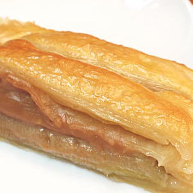 完熟バナナのチョコカスタードパイ(レシピ付)