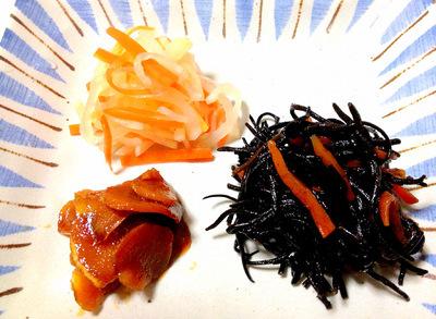 【母が作る】生姜の佃煮