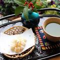 *鏡餅からの手作りおかきで縁側お茶時間* by シロさん