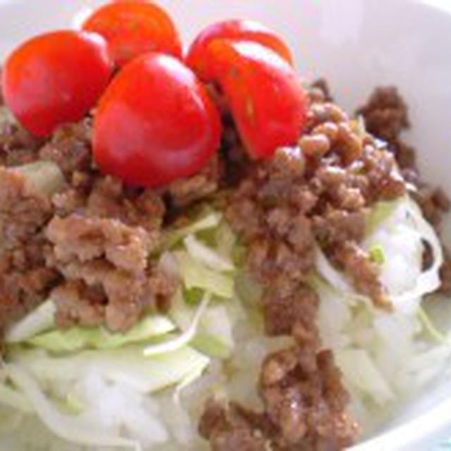 ひき肉のしっとりふりかけを使ったアレンジレシピ2種~疲労回復&アンチエイジング~【健康レシピ】
