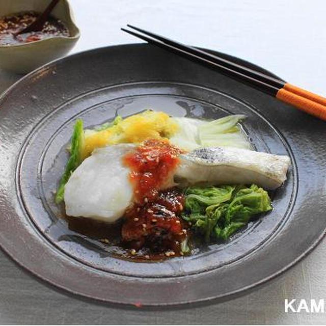 白菜と鱈のフライパン蒸し ほっとするおかず
