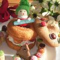 子供が作る☆お菓子の家 ~クリスマスバージョン~ by toshieさん