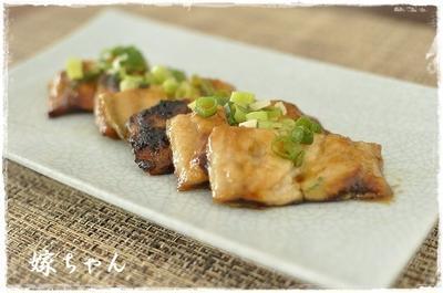 ご飯が進む♪大好きな秋刀魚の蒲焼。