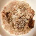 母親の介護食・嚥下食にケーキドーナツ粥を作り一緒に食べてみました by chibiikeさん