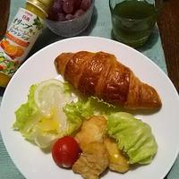 スムージー・ドレ・キャロットでオニオン・サラダ