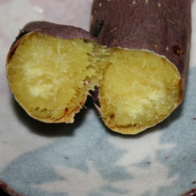 10月29日  焼き芋