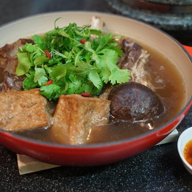 シンガポール料理を作ってみた。