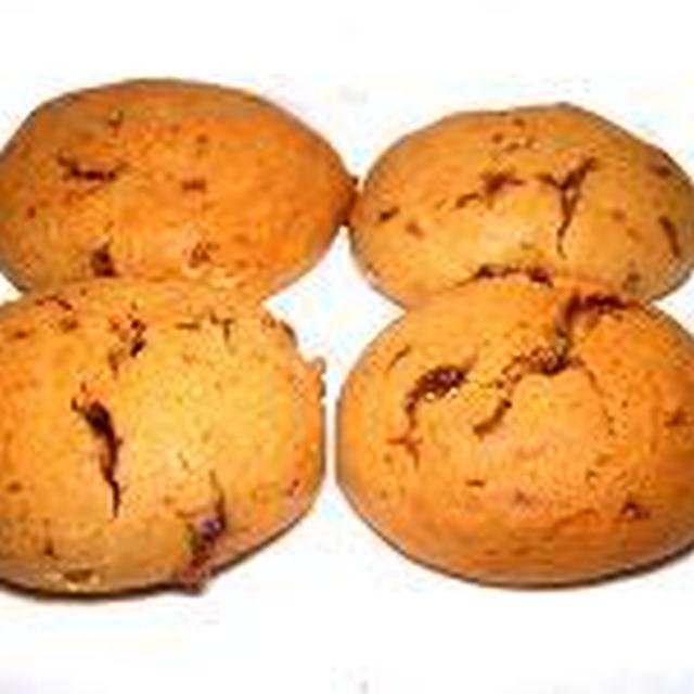 食物アレルギー対応レシピ、米粉の黒糖サブレ。