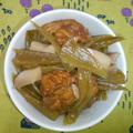 山菜とったぞ~☆ふきの煮物
