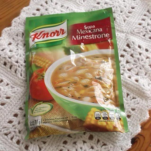 これで作り方合ってる!?パート2♪南米のクノールのスープの素