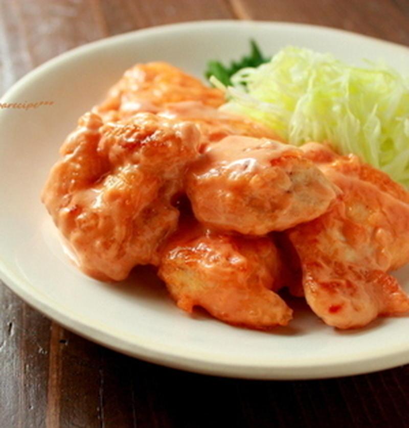 濃厚なマヨネーズソースにやみつき!簡単「鶏マヨ」レシピ