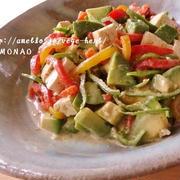 夏にオススメ!アボカドと豆腐のひんやりレシピ