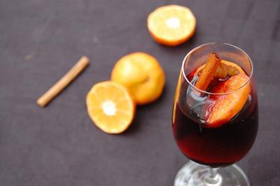 MULLED WINE(ホットワイン)の作り方♪