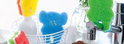 食後の洗い物をもっと楽しく♪キュートで実用的なグッズまとめ