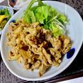 ニンニクが食べたい時の味噌豚丼 by しょみん食堂さん