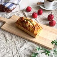 りんごとプルーンの紅茶パウンドケーキ*簡単*モニター