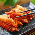 ニンニク香る♪鶏手羽中の甘辛焼き【インスタ映えレシピ】