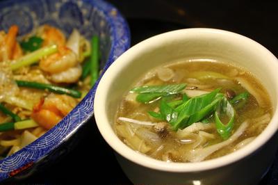 茸のとろみスープ