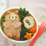 【連載】レシピブログ「くまちゃんのお弁当」