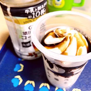 好きなアイスの食べ方