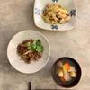 ひき肉とごぼうの甘辛煮 ガラムマサラ風味