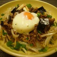 甘辛牛肉キムチ丼