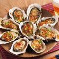 牡蠣の田楽、殻付き牡蠣のむき方、初めてでも簡単にむけます。料理動画
