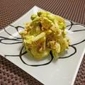 アボカドと新玉ねぎのサラダ
