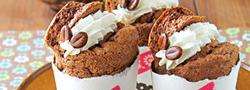 型いらずの「紙コップシフォンケーキ」でバレンタインも大成功!簡単レシピ集
