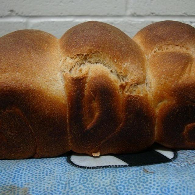 いたるんるん師匠の『イギリス食パン』に挑戦してみましたよ♡