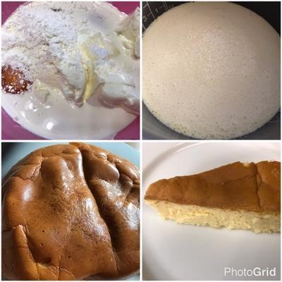 ❤️チーズケーキ ❤️簡単炊飯器❤️
