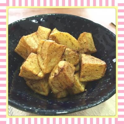 簡単&美味しい♪ハーブ香る大人のフライドポテト(レシピ付)