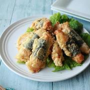 【レシピ】下味1つ!海苔巻とり天