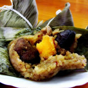 肉粽│台湾ちまき