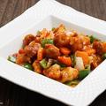 【基本のお料理】薄切り肉で作る酢豚のレシピ・作り方【簡単 / 黒酢でも】