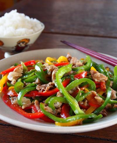 ご飯がすすむチンジャオロース!中華の定番を簡単アレンジ8選