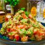 【レシピ】カニカマとアボカドの塩こんぶ明太マヨ和え