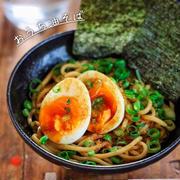 ♡おうちde簡単!油そば♡【#簡単レシピ#時短#節約#麺】