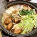 久々の広島の味〜♪【牡蠣の土手鍋】 アメリカでも和食!