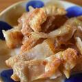 焼いてつくるヘルシーな鶏皮チップスの簡単レシピ