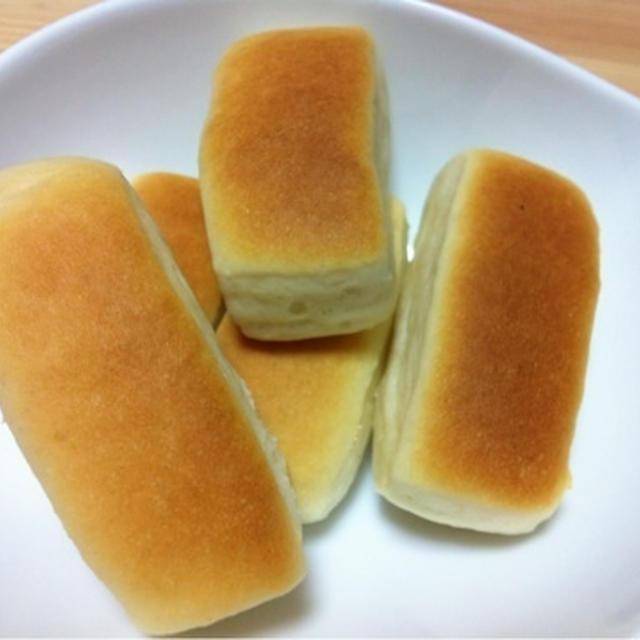小さなミルクスティックパン