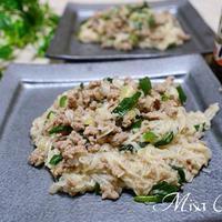 マーボー素麺 リピ