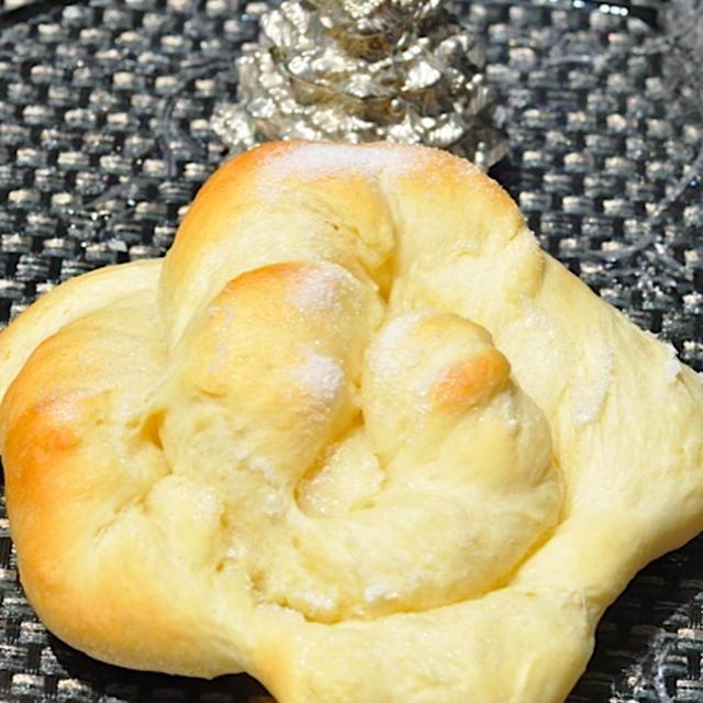 ねじりヨーグルトパン