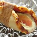 フライパンでつくる!まるごと桃の幸せスポンジケーキ