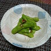 枝豆ガーリック