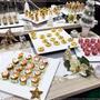 満席御礼♪日本橋三越はじまりのカフェ「和食材を使ったフィンガーフード」