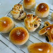 パン焼き&お昼ご飯☆